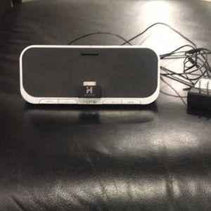 I Home speaker and alarm clock